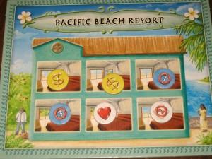 Hotel Samoa Board
