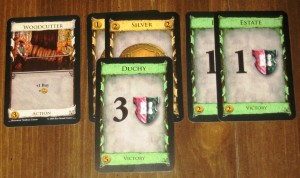 Dominion Turn Example
