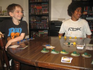 Cosmic Encounter Allies