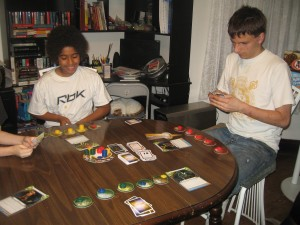 Cosmic Encounter Attack