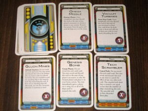 Cosmic Encounter Tech Cards