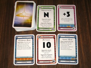 Cosmic Encounter Encounter Cards