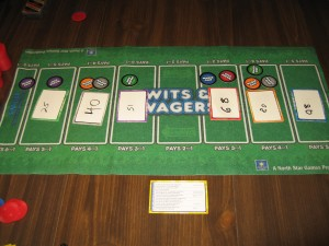 Wits & Wagers Betting