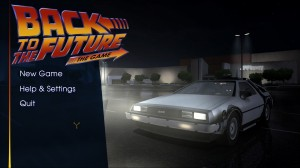 Back to the Future: The Game Episode One