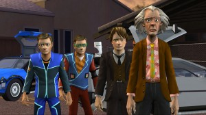 Back to the Future The Game Episode Five OUTATIME