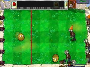 Plants vs. Zombies Bowling