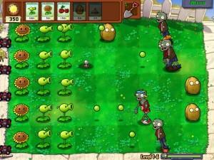 Plants vs. Zombies PeaShooters