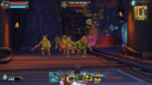 Orcs Must Die! 2 Mine Cart