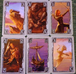 Dragonheart Cards