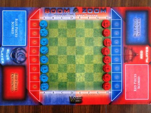 Boom & Zoom Board Setup