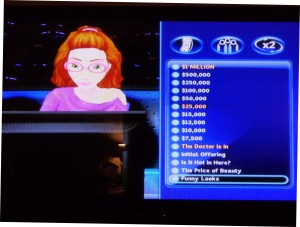 Who Wants To Be A Millionaire Wii