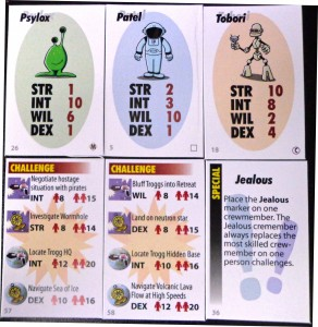Final Frontier Cards