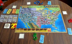Power Grid Game Setup