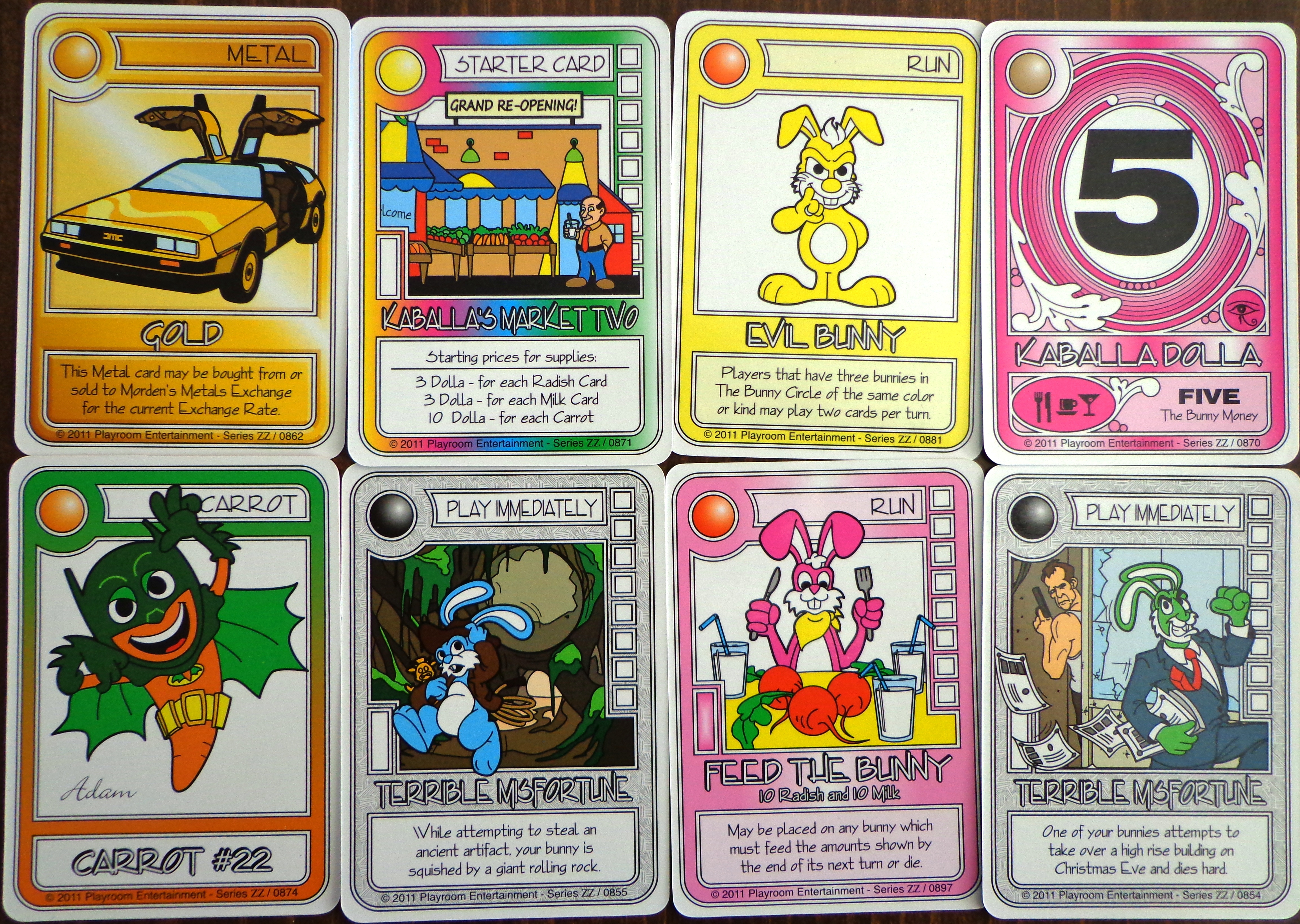Killer Bunnies Card Game Video Search Engine At Search Com