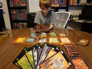 Lost Cities Card Game Expeditions