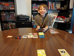 Killer Bunnies and the Conquest of the Magic Carrot Game Setup
