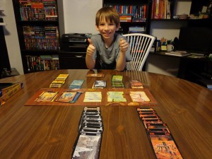 Lost Cities Card Game Review