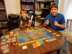 Power Grid Review
