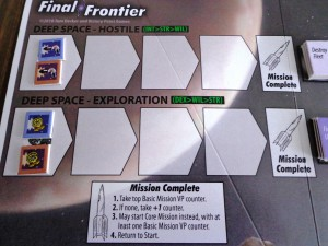Final Frontier Mission Track