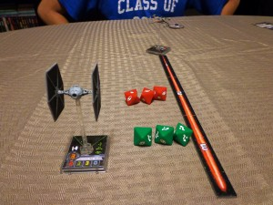 Star Wars X-Wing Miniatures Combat