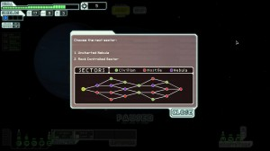 FTL (Faster Than Light) Map