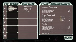 FTL (Faster Than Light) Stats