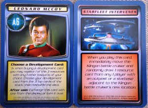 Star Trek Catan Cards