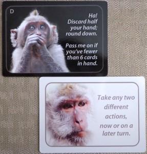 Kenakalan Wicked & Wise Monkey Cards