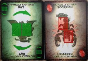 Serpent Stones Nahualli