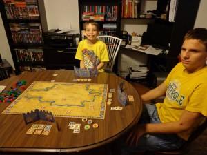 Tigris & Euphrates Setup