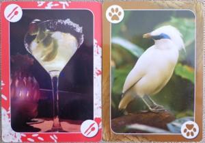 Kenakalan Tour Cards
