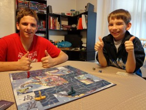 Tsuro of the Seas Review