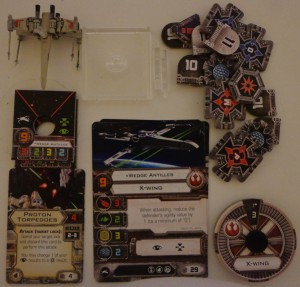 Star Wars X-Wing Miniatures Game X-Wing Expansion