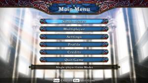 Check vs Mate Menu