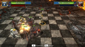 Check vs Mate Battlegrounds