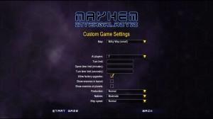 Mayhem Intergalactic Pregame