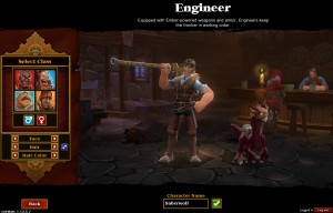 Torchlight II Characters