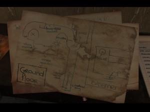 Baron Wittard: Nemesis of Ragnarok Map