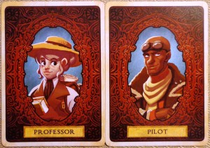 Ruse Character Cards