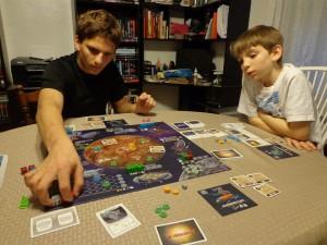 Alien Frontiers Factions Gameplay