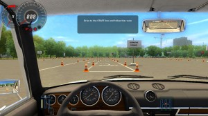 City Car Driving Practice