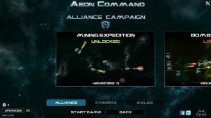 Aeon Command Campaign