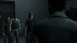 The Walking Dead Episode Five No Time Left Campman