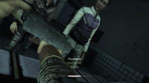 The Walking Dead Episode Five No Time Left Arm