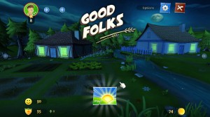 Goodfolks Main Menu