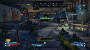 Borderlands 2 Turret