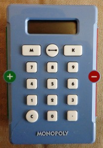 Monopoly Electronic Banking Edition Electronic Banking Unit
