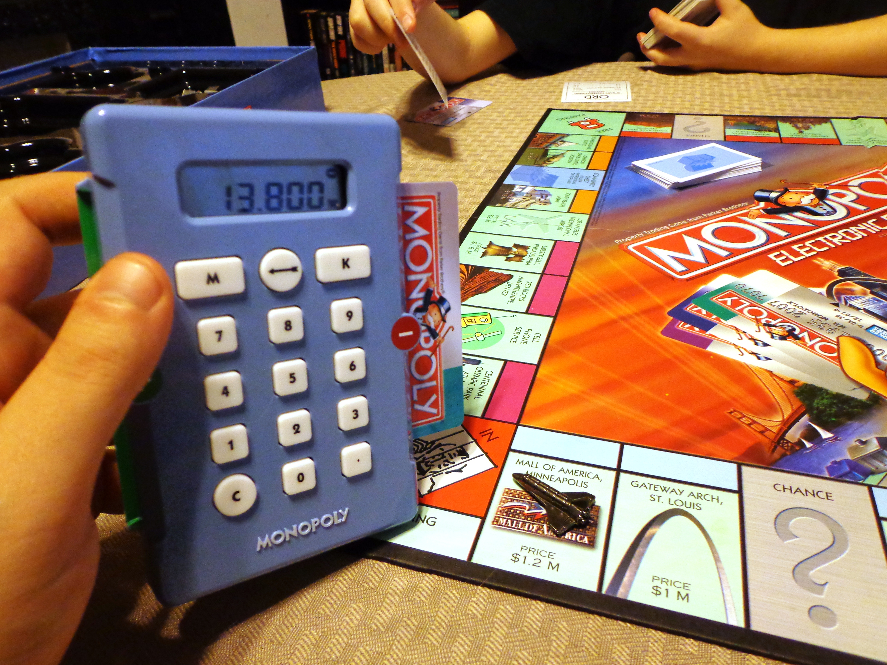 Monopoly Electronic Banking Edition Dad S Gaming Addiction