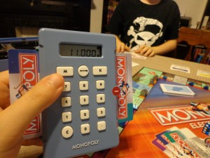 Monopoly: Electronic Banking Edition Banking Unit