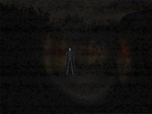 Slender: The Eight Pages Slenderman